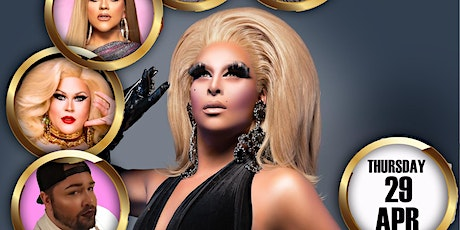 Roxxxy Andrews at Hamburger Mary's Grand Rapids tickets