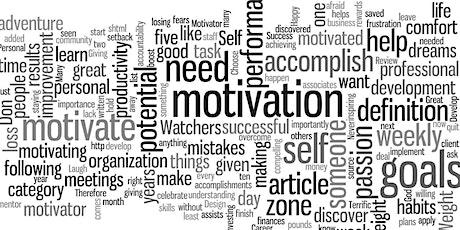 No Time to Waste  self Motivation Workshop tickets