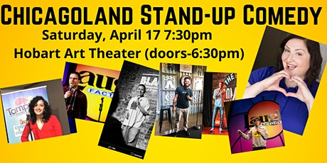 Chicagoland Stand-Up Comedy Show tickets
