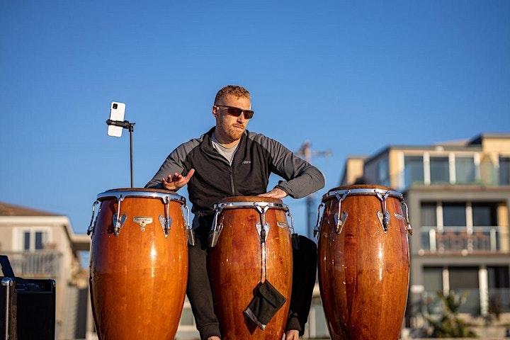 Mambo+Music Outdoor Workshop - Encinitas: JULY image