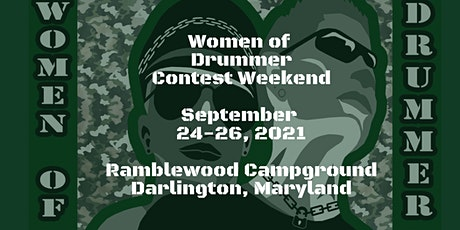 2021 Women of Drummer Contest Weekend tickets