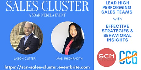 Sales Cluster - Lead High Performing  Sales Teams tickets