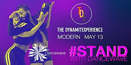 Stand with Dancewave: Modern Masterclass tickets