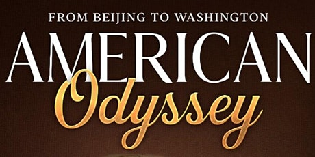 """Purchase New Book """"American Odyssey"""" tickets"""