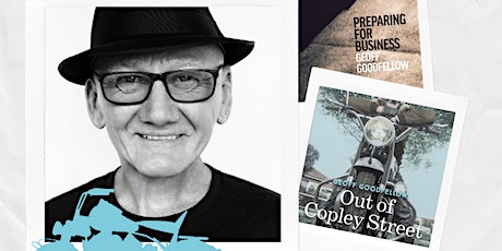 Author Event: Geoff Goodfellow - 'Out of Copley Street' tickets