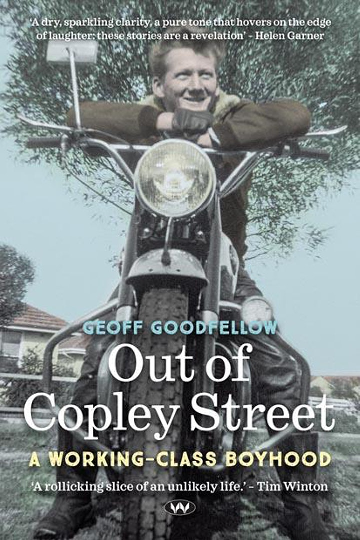 Author Event: Geoff Goodfellow - 'Out of Copley Street' image