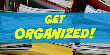 Paperwork for Families: Getting Organized tickets