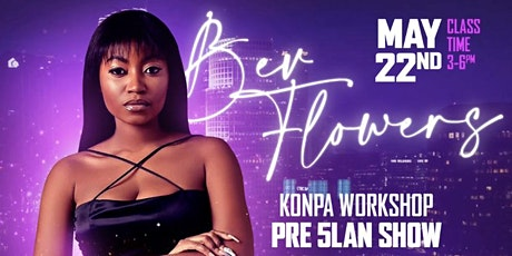 BEV FLOWERS - KONPA WORKSHOP CLASS tickets