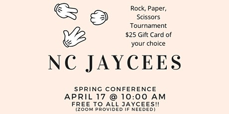 2021  NCJC Spring Conference tickets