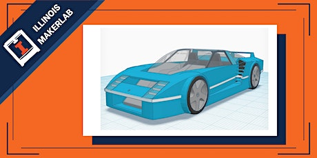 Adventures in 3D Modeling and Design with TinkerCad Online Summer Camp entradas