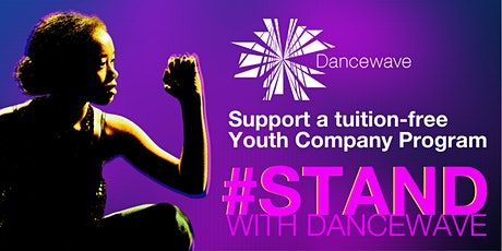Stand with Dancewave: Company Meet & Greet tickets