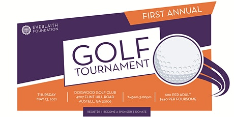 2021 EverLaith Foundation First Annual Golf Tournament tickets