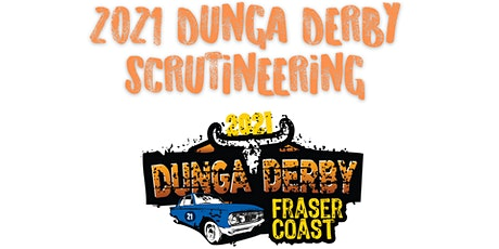 2021 Scrutineering Fraser Coast - Hervey Bay RSL tickets