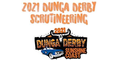 2021 Scrutineering Sunshine Coast - Aussie World tickets