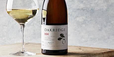 Oakridge Wine Dinner at Shiki Japanese tickets