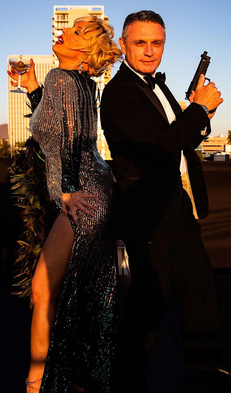 Pyrrha Sutra Presents James Bond Burlesque image