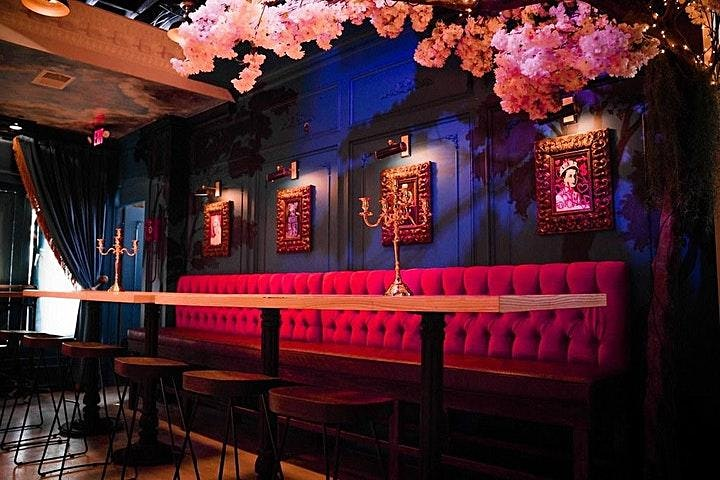 LOVE DONT COST A THING R&B DINNER EXPERIENCE at HARLOT FRIDAYS image
