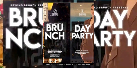 CAFE CIRCA: Beyond Brunch #SundayFunday RoofTop Day Party...RSVP FREE ENTRY tickets