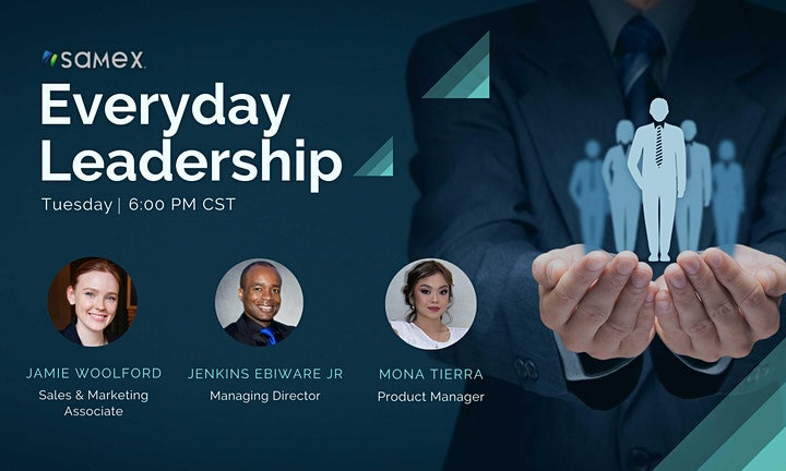 Everyday Leadership: How to Encourage & Increase Productivity as a Leader image