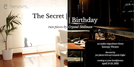 The Secret/Birthday tickets