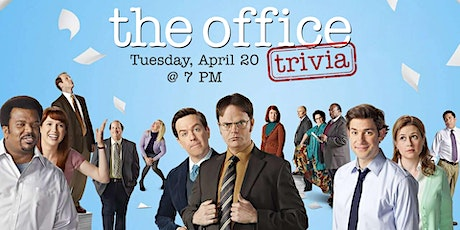 The Office Trivia at Legacy Hall tickets