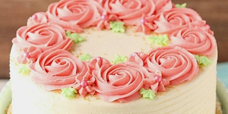 3rd Annual Mother's Day (Adult and Child) Cake Decorating Event tickets