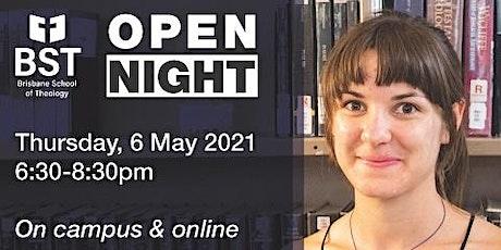 BST Open Night tickets