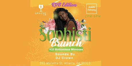 Sophist- Brunch tickets