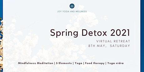 Spring Detox Virtual Retreat tickets