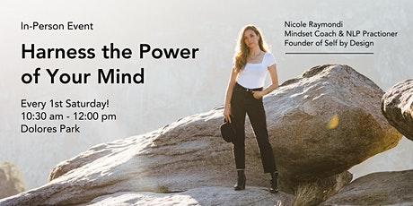 Harness the Power of Your Mind (In-Person Event) tickets