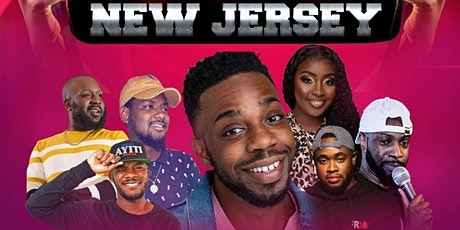 Haitian & Hilarious Comedy Tour - NJ tickets