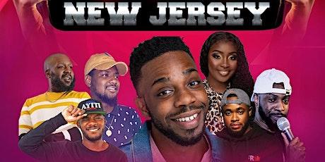 Haitian & Hilarious Comedy Tour - NJ tickets