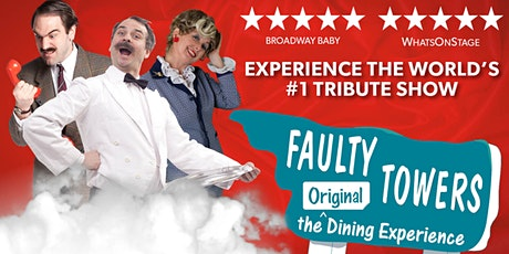 Faulty Towers The Dining Experience at PARKROYAL Parramatta tickets