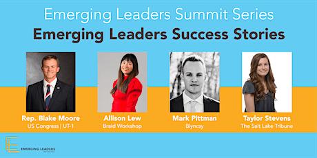 Emerging Leaders Success Stories | Emerging Leaders Summit tickets