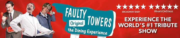 Faulty Towers The Dining Experience at PARKROYAL Parramatta image