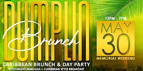DUMPLIN' CARIBBEAN BRUNCH + DAY PARTY tickets