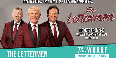 The Lettermen (2:00 PM Show) tickets