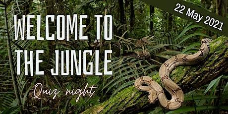 Welcome to the Jungle - Pongakawa School - Quiz night 2021 tickets