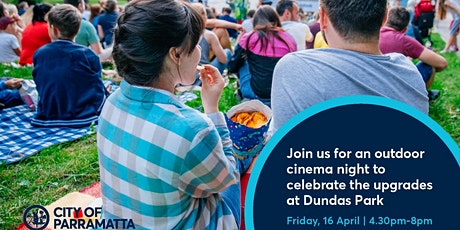 Dundas Park Outdoor Cinema Night tickets