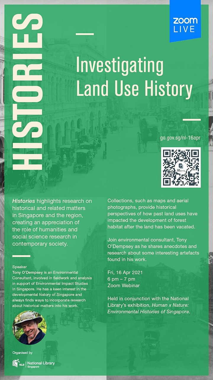 Histories: Investigating Land Use History image