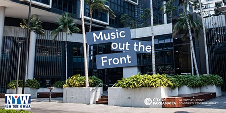 Youth Week: Music Out the Front - featuring  A.Girl and SPVRROW tickets