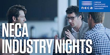 NECA Vic: Industry Nights - Sale tickets