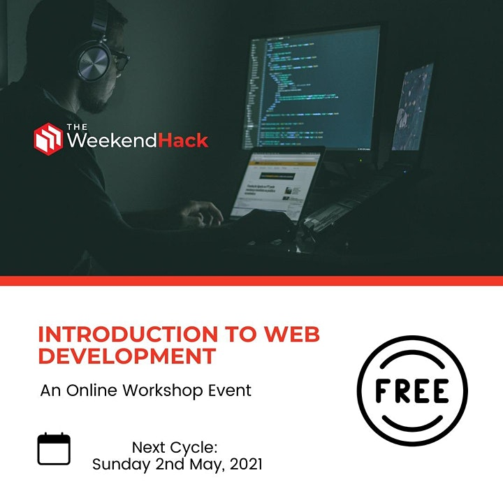 The Week Hack's Introduction to Web Development Workshop image