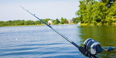 Freedom Trainings Fishing Derby tickets