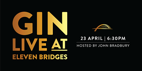 Gin Live Event at Eleven Bridges Gin Bar & Distillery tickets
