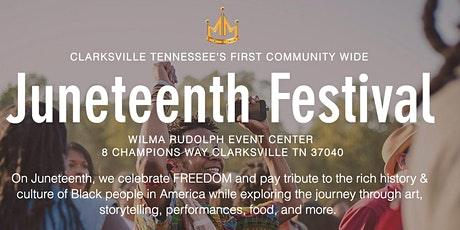 Clarksville's First Annual Juneteenth Festival tickets