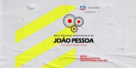 MEIA MARATONA INTERNACIONAL DE JOÃO PESSOA - 2021 ingressos
