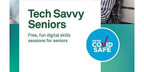 Tech Savvy Seniors, Intro to social media - Kurri Kurri Library tickets
