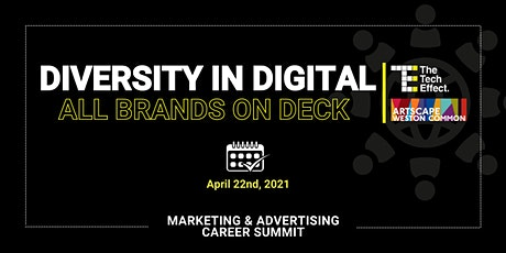 Diversity in Digital - Marketing & Advertising Career Summit Tickets