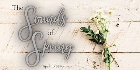 The Sounds of Spring tickets